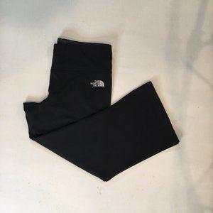 North Face Women's Black Workout Pant Crop Size S